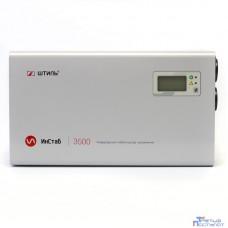 Стабилизатор «ИнСтаб» 3500 ВА (настенное/настольное исполнение) {IS3500}